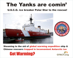 Antarctic Polar Star rescue z
