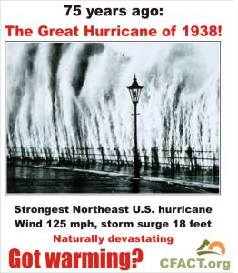 Hurricane 1938