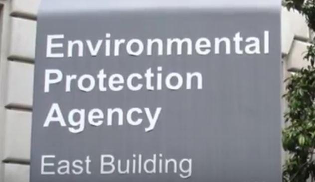 False claims from EPA