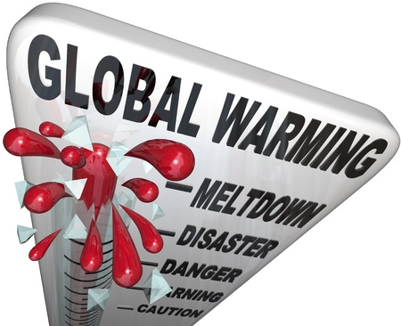 Global warming not most pressing concern
