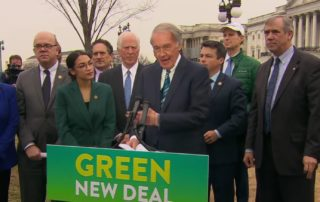 The Green New Deal is the Left's worst enemy