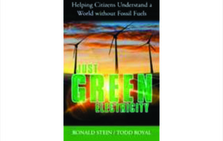 New book brings clarity to a world without fossil fuels