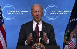 Alarming climate exaggerations and policy mistakes -- Biden's 2021 Earth Day summit